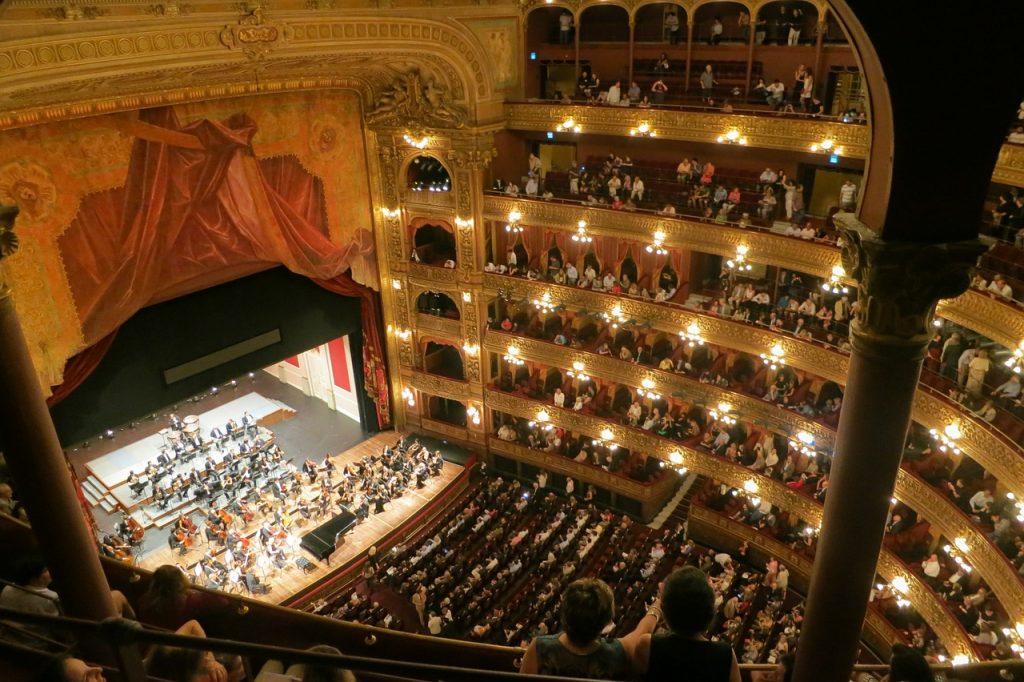 opera, orchestra, music