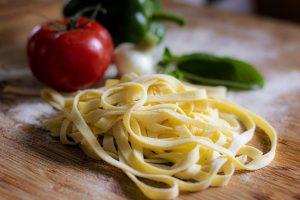 fresh pasta, noodles, fresh